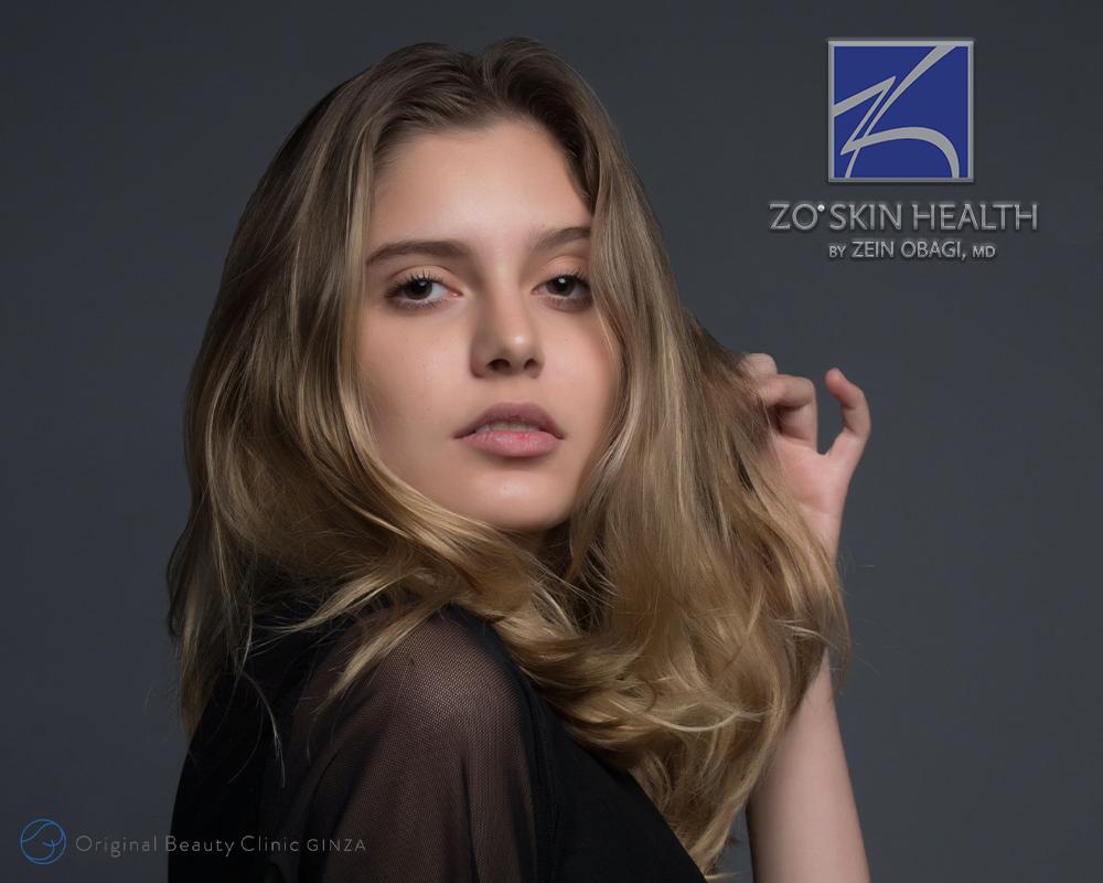 ZO®SKINの勧誘画像